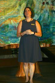 City of Bellingham Council Member and Nooksack Tribal Member Roxanne Murphy
