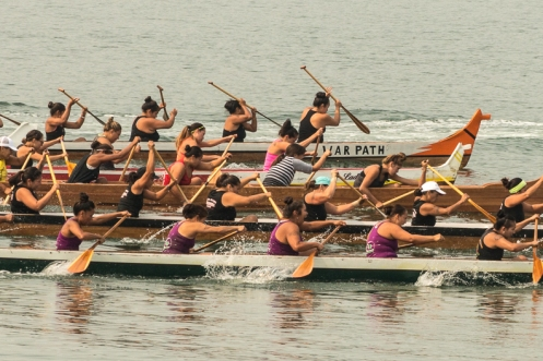 Tulalip Bay, Blessing will ran in conjunction with Tulalip War Canoe Races event