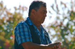 Lummi Elder Douglas James