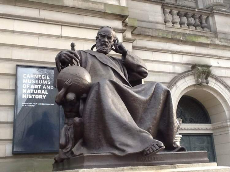 2017 TPJ Museum statue