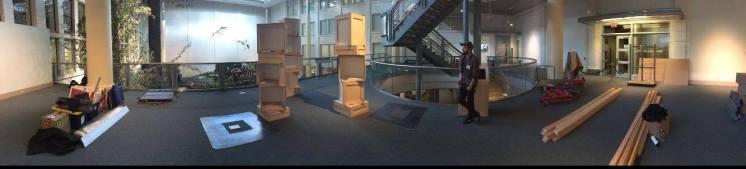 2017 TPM PA Museum setup